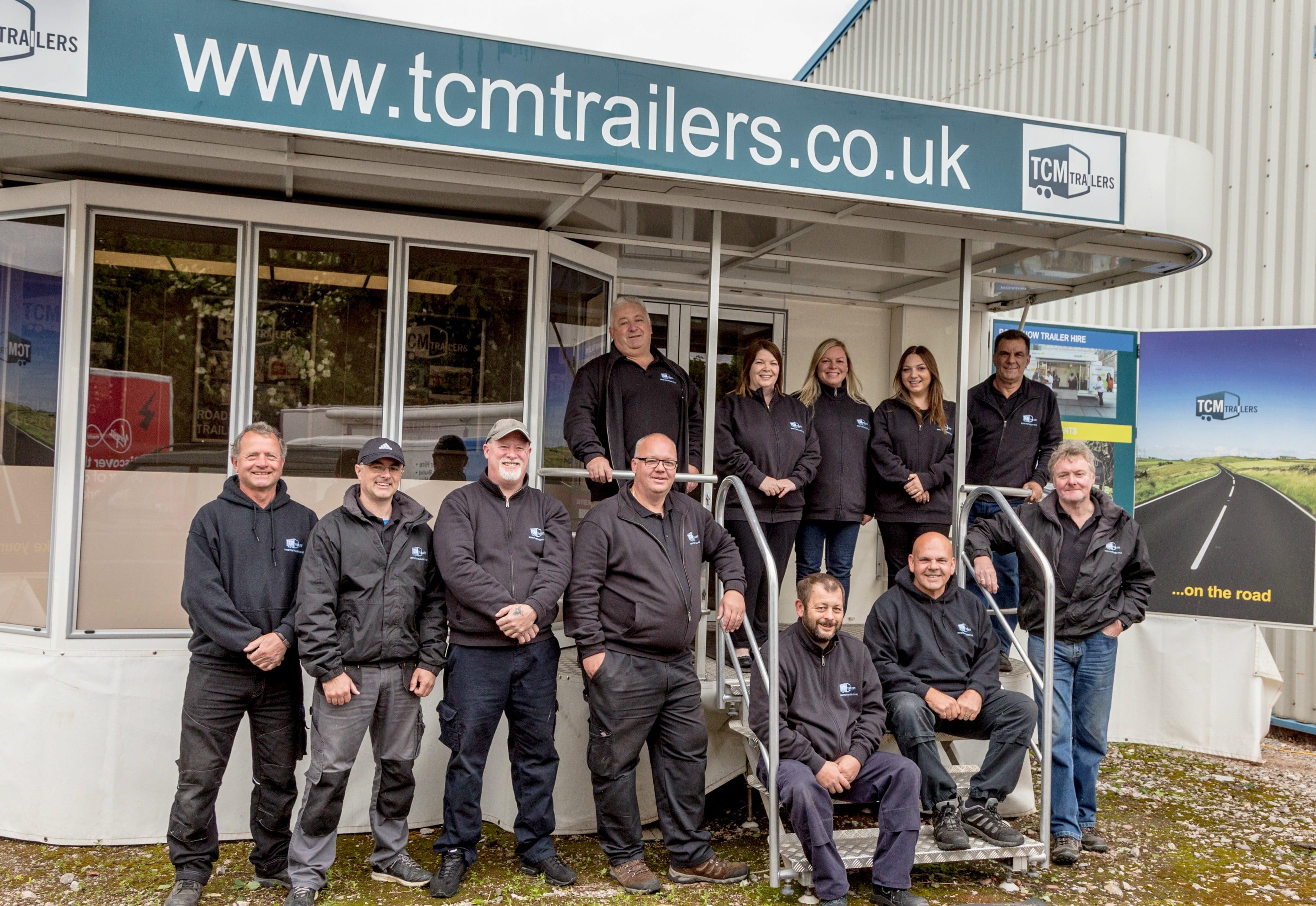 TCM Trailers staff